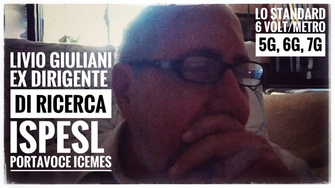 Intervista a Livio Giuliani 1