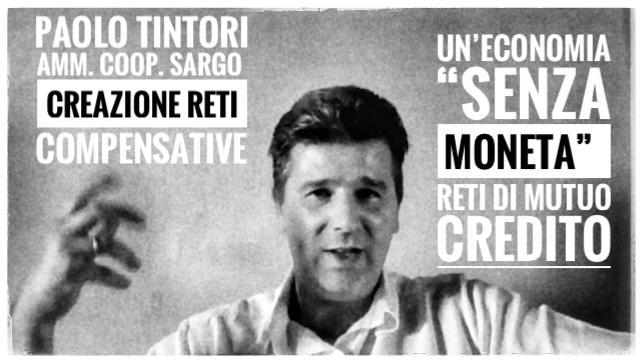 Intervista a Paolo Tintori Reti di Mutuo Credito