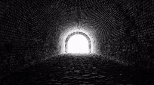 Quella luce in fondo al tunnel