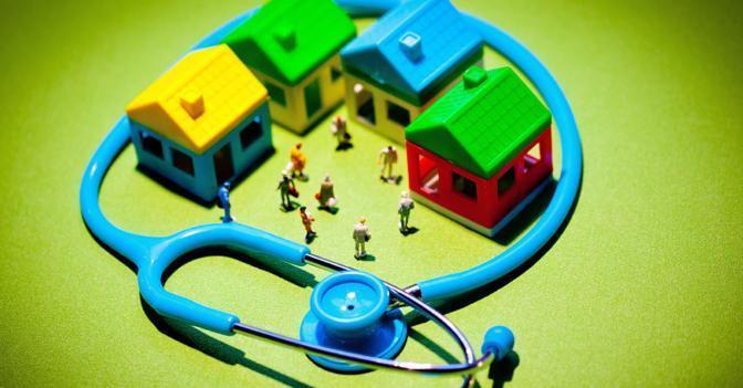 Gli assembramenti più pericolosi si verificano nei pronto soccorso e negli ospedali