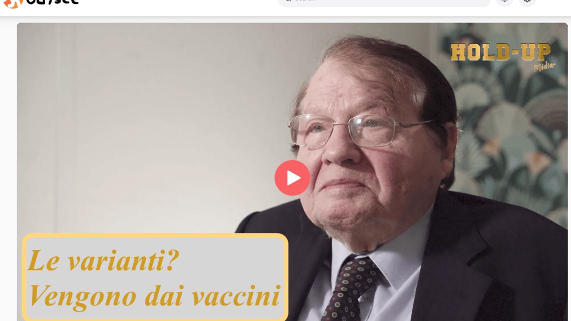 Le varianti si originano dalle vaccinazioni. Parola di nobel