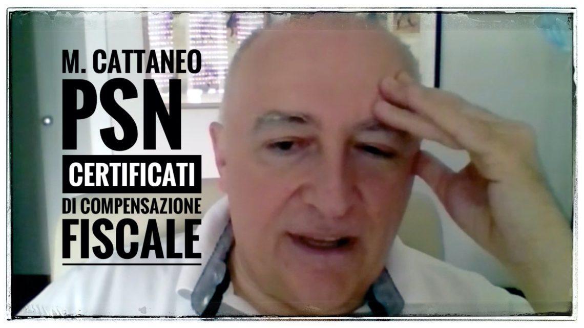 Piano di Salvezza Nazionale Intervista a Marco Cattaneo