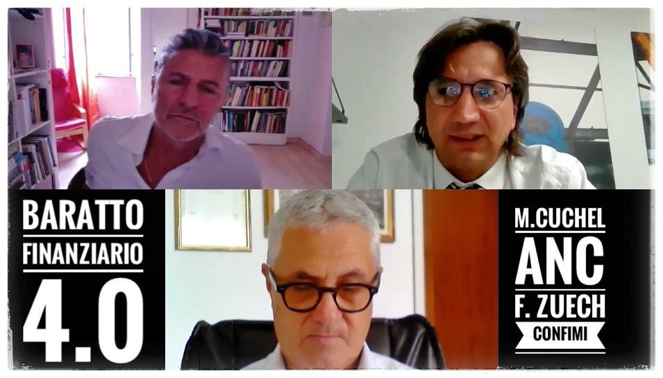 Baratto Finanziario 4.0 Intervista a M.Cuchel e F.Zuech